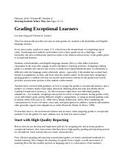 Grading Exceptional Learners Guskey and Jung.docx