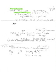 Homework Practice Problems - Relative atomic Mass with B