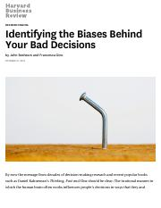 CH 6 - Identifying the Biases Behind Your Bad Decisions(1).pdf