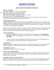 EB201 Spring 2015 Syllabus Management Process_1 copy
