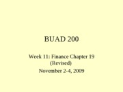 B200.F09.W11.Tools of Finance.R1