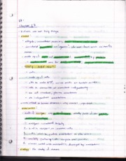 Ch 27 and 28 Notes
