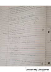 Chapter 18 amines and amides notes
