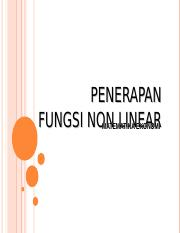 559_math08-review_penerapan fungsi non linear_ISK2016.ppt