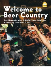 Welcome to Beer Country