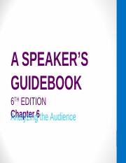 sp180 0 2 principles of public speaking outline 02042018  seven principles of effective public speaking  2 perfection: when  he is the author of the 7 principles of public speaking.