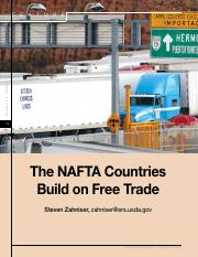 The NAFTA countries build on free trade.pdf