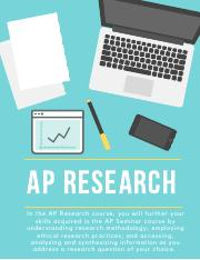 Flier for AP Research.pdf