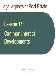 CA Law Lesson 16 PPT.ppt