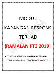 Soalan Spm Ramalan 2019 Resepi Book N