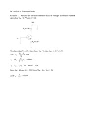 DC_Analysis_of_BJT_Circuits