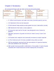 Chapter 2 Vocabulary eco.doc