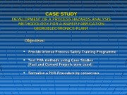 16CaseStudy-PHAinMicroelectronics