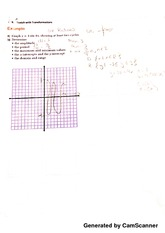 graphing sine graphs example