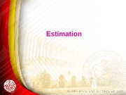 10.Estimation