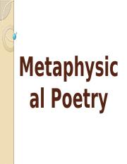 Metaphysical Poetry.pptx