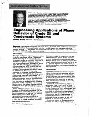 Articulo 1-11 Eng applications of phase behaviour