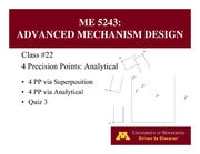 Lecture 22 on Advanced Mechanism Design