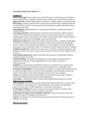 Psychology Study Guide 1 & 2.pdf