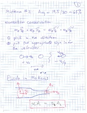 Physics 11 Momentum Conservation Class Notes