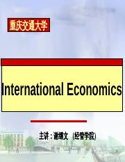 Lecture2+International+Economic+Institutions+Since+World+WarⅡ.ppt