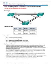 3.1.2.12_Lab__Building_a_Switched_Network_with_Redundant_Links.docx
