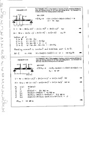 597_Mechanics Homework Mechanics of Materials Solution