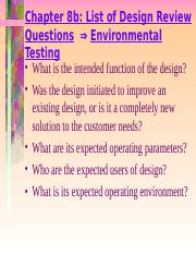 Ch 8b - List of Design Review Questions.ppt