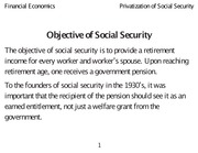 Class 26 Privatization_of_Social_Security