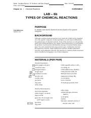 LAB-6b Types of Reactions.doc