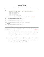 CS140 Assignment 4-Qs (1) - for group