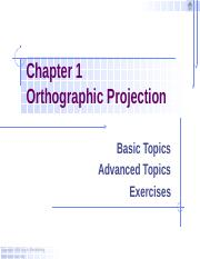 Chapter 1 - Orthographic Projection - EGE4.pptx