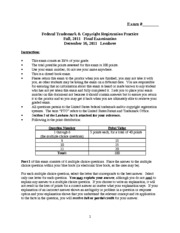 FederalTrademarkandCopyrightRegistrationPractice_Lembree_Fall2011_F