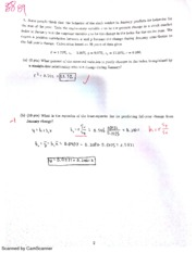 IDS 570 - Exam 1 and Solution