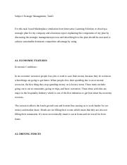 Capstone task3 - To WGU University Grader From Subject