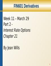 11B  - ch. 21 Interest Rate options.pptx