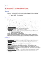 Chapter51animalbehaviorAPBio