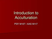 Lecture2_Acculturation
