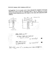 Solution to Homework Set 3 pdf