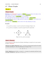 MATH 222 Week 4 Lecture Notes