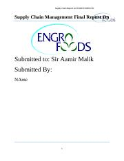 Engro-Supply-Chain