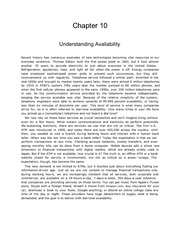Virtual Technologies Chapter 10