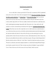 Something Wicked This Way Comes Essay.docx