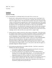 MKT 310 Final Exam Essays.docx