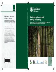 FAO_National_Socioeconomic_Survey_of_Forests