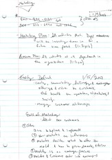 chapter 1 course notes We are one of the largest statistics departments in australia and new  lecture  notes for stats 325  chapter 1 : stochastic processes.