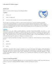 CSR and the UN Global Compact.docx