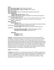 an analysis of masculinity in hedda gabler by henrik ibsen A summary of analysis in henrik ibsen's hedda gabler learn exactly what happened in this chapter, scene, or section of hedda gabler and what it means perfect for acing essays, tests, and quizzes, as well as for writing lesson plans.