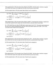 RATE OF RETURN STUDY GUIDE WITH ANSWERS