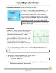 Copy of Student Exploration_ Waves pdf - Student Exploration